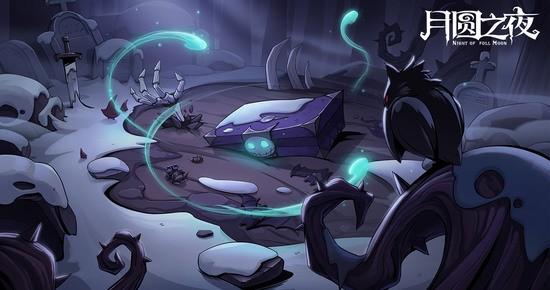 月圆之夜 启程黑森林