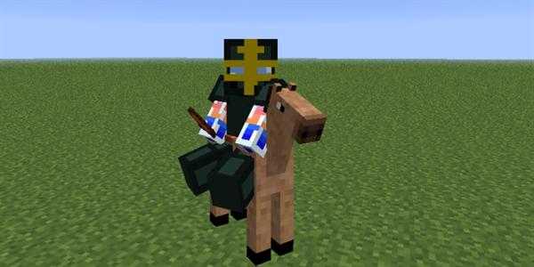 我的世界怎么驯服马 驯服马方法
