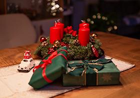 圣诞节礼物高清图