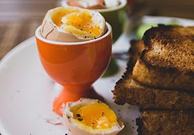 营养美味溏心鸡蛋高清图