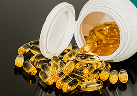 保健食品鱼肝油高清图