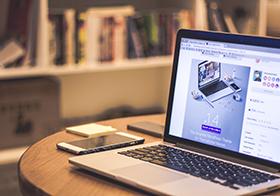 商品购买详情页界面UI设计